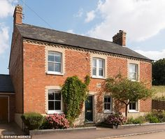 OXFORDSHIRE: A five-bedroom modernised house in Kings Sutton on the edge of Banbury, and o...