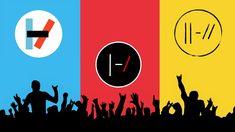 Twenty One Pilots: TwentyOnePilots. Emo Bands, Music Bands, Twenty One Pilots Logo, Screamo Bands, Music Memes, Say More, Staying Alive, The Twenties, The Neighbourhood