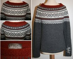 MariusGenser Nordic Sweater, Knit Crochet, Turtle Neck, Pullover, Crocheting, Knitting Machine, Sweaters, Vests, Clothes