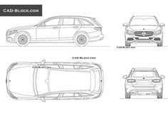 Get a quality CAD drawing of the Audi in DWG format for only This DWG model is presented in four views and has a real scale. Lowrider Drawings, Audi A6 Avant, Cad Blocks, Premium Cars, C Class, Benz C, Cad Drawing, Autocad, Mercedes Benz