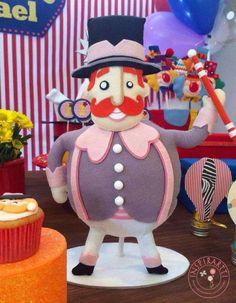 personagens festa circo do bita