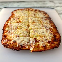 I have a new obsession – Cauliflower bread anything!!! I tried Cauliflower Pizza a few weeks ago and I was totally won over – I couldn't believe that cauliflower could possibly be made into a convincing bread – boy was I wrong!! I have been just waiting to experiment with making a Cauliflower Breadsticks and …
