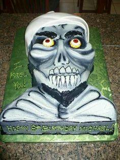 Achmed the terrorist cake.