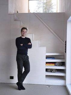 Slik tok han naturen inn i hytta - Aftenbladet. Young Designers, Normcore, Inspiration, Style, Fashion, Biblical Inspiration, Swag, Moda, Fashion Styles