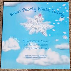 It's a MOM thing Reviews!: Holiday Gift Guide: Snow Pearly White Twirly Fairy-tale Children's Book Review! -Suzi