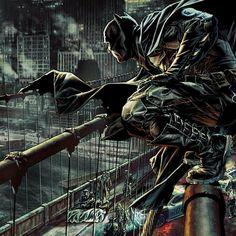 "Batman-""Into the Shadow"""
