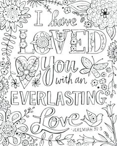 image result for growing through prayer for kids bible verse coloring sheets - Free Printable Bible Coloring Pages With Scriptures