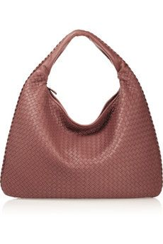Bottega Veneta - Maxi Veneta intrecciato leather shoulder bag acffffc5cb921