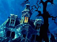 scooby doo haunted house - Google Search