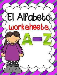 These worksheets are perfect for letter identification purposes.  Students have to search for the upper and lower case letters of each letter of the alphabet.  You can use these in your abc centers, literacy centers, writing centers, small group, RTI purposes, and send them for homework for reinforcement!