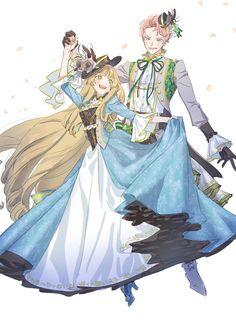 Anime Love, Anime Guys, Anime Couples, Cute Couples, Bishamon Noragami, Nikki Love, Ensemble Stars, Fashion Vocabulary, Game Character