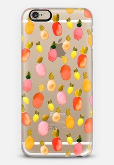 How bout' dem Pineapples iPhone 6 case by Kiana Mosley   Casetify