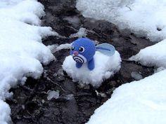 Poliwag ⎸ amigurumi ⎸ Pokemon ⎸ crochet ⎸ MonAmigurumi ⎸ IhanaSekopaa