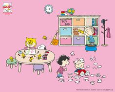 Peanuts Gang, Peanuts Comics, Snoopy Toys, Toy Boxes, My Hero, Scooby Doo, Phone 7, Family Guy, Kawaii