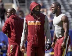 """A couple of days after the Redskins abruptly fired general manager Scot McCloughanlast month and an anonymous teamofficialsaid McCloughan """"had multiple relapses due to alcohol,"""" Redskins defensive back DeAngelo Hall tweetedin support of Redskins President Bruce Allen. Hall also...  http://usa.swengen.com/redskins-deangelo-hall-im-behind-bruce-allen-100-percent/"""