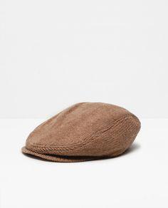 ZARA - MAN - KNITTED CAP
