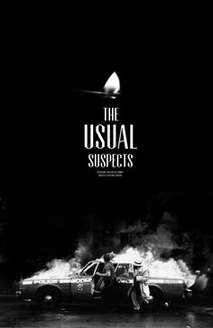 The Usual Suspects by Adam Juresko