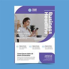 Creative Invitation Design, Creative Flyer Design, Creative Flyers, Brochure Cover Design, Graphic Design Flyer, Business Poster, Business Invitation, Free Flyer Templates, Business Flyer Templates