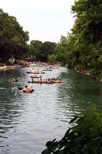 Schlitterbahn River Tubing! South Padre Isle, Texas.  tubing is great rent an inner tube for a few bucks.