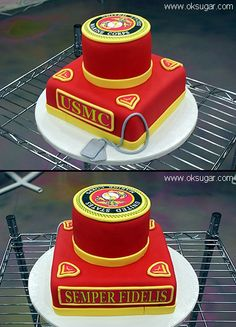 Retirement Party On Pinterest Usmc Retirement Cakes And Marine Corps