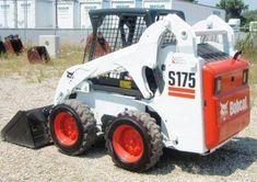 Bobcat S175 S185 Skid Steer Loader Service Repair Manual Sn 530111001 Above Download Pdf In 2020 Repair Manuals Hydraulic Systems Bobcat