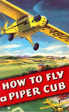 Piper Cub, oh the history that goes with these planes!