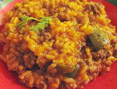 Beans & Rice: Spanish Rice - Meet Penny