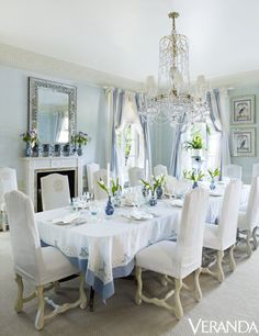 HOUSE TOUR: A Palm Beach Villa Sparkles With Continental Flair And Exotic Flourishes