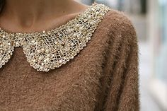 Hot trend: cute collars!