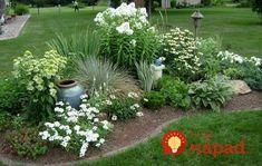 Záhradné ostrovčeky na pestovanie kvetov a byliniek: 17 inšpirácií, ktoré vás budú tešiť celú sezónu!