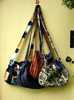 DIY wipster: Yum, its a Bow Bag