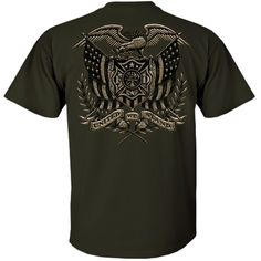 Fire Within -United We Stand Firefighter T-shirt Encompasses the ever present Strength of our Fire Departments and Country. Firefighter Apparel, Shirt Shop, T Shirt, United We Stand, Shop Now, The Unit, Casual, Mens Tops, Shopping