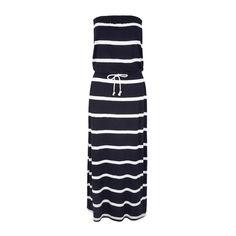 Robe tube rayée, de Gap. 74,95$. Info: gapacanada.ca