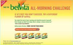 belVita All Morning Challenge
