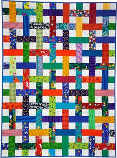 Beth Donaldson: Quiltmaker: Free Quilt Patterns