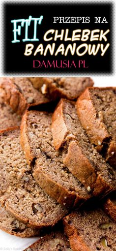 Diet Recipes, Cooking Recipes, Healthy Recipes, Healthy Sweets, Healthy Food, Banana Bread, Vegan, Cookies, Dinner