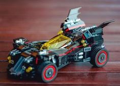 """Chuck's Lego Pics on Instagram: """"Batman's Wreckreational Vehicle ( ...yeah, it's so bad-ass! And by the smile on Batman's face, he thinks the same!)  …"""""""