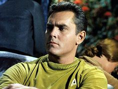 Captain Christopher Pike  The Menagerie  2 part episode aired on November 17th & 24th, 1966
