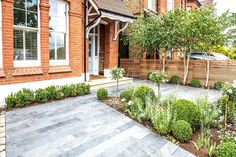 Driveway Builds in London | Front Drives Professionally Installed