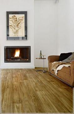 PVC Bodenbelag Holz Optik Planken Rustikal (hell) 400 Cm Breite Pro Qm U003d