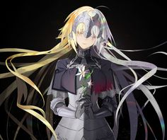 Safebooru is a anime and manga picture search engine, images are being updated hourly. Fate Zero, Jeane D Arc, Joan Of Arc Fate, Fate Jeanne Alter, Character Art, Character Design, Fate Stay Night Series, Top Imagem, Loli Kawaii