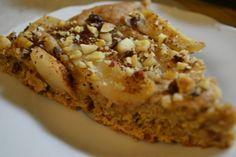 Fotorecept: Výborný špaldový koláč Sponge Cake, Sweet Recipes, Banana Bread, Macaroni And Cheese, French Toast, Food And Drink, Gluten Free, Sweets, Baking