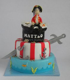 Another Pirate Cake