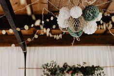 Andreas and Malin's 'Bohemian Midsummer Night's Dream' Rustic Elegance Swedish Wedding by Aase Pouline Boho Wedding, Wedding Blog, Swedish Wedding, Paper Pom Poms, Midsummer Nights Dream, Rustic Elegance, Bohemian, Weddings, Bride