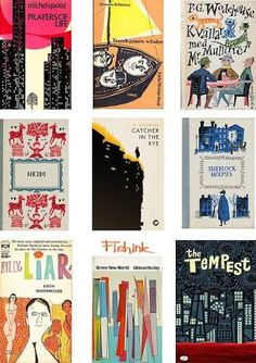 vintage book covers - Google Search