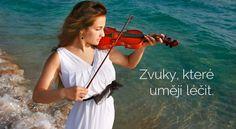 Rychlá hudební pomoc. Zvuky, které umějí léčit. | ProKondici.cz Nordic Interior, Violin, Music Instruments, Dreams, Musical Instruments