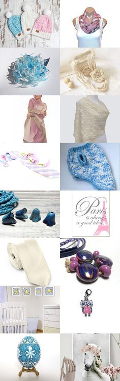 ♥ Spring ♥ by Natalie on Etsy--Pinned with TreasuryPin.com