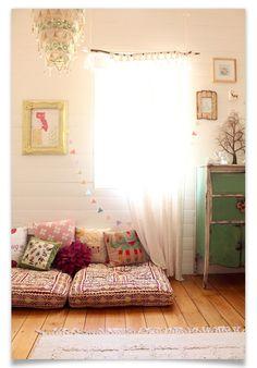 Blog - Almofadas de Chão | Loja Tecebem Têxtil