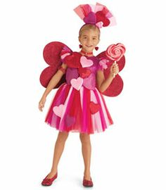 valentine fairy costume if youre lucky youll see one of - Valentine Costumes