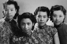 Clothes make the woman: 100 years of Chinese women and what they wore: Shanghaiist